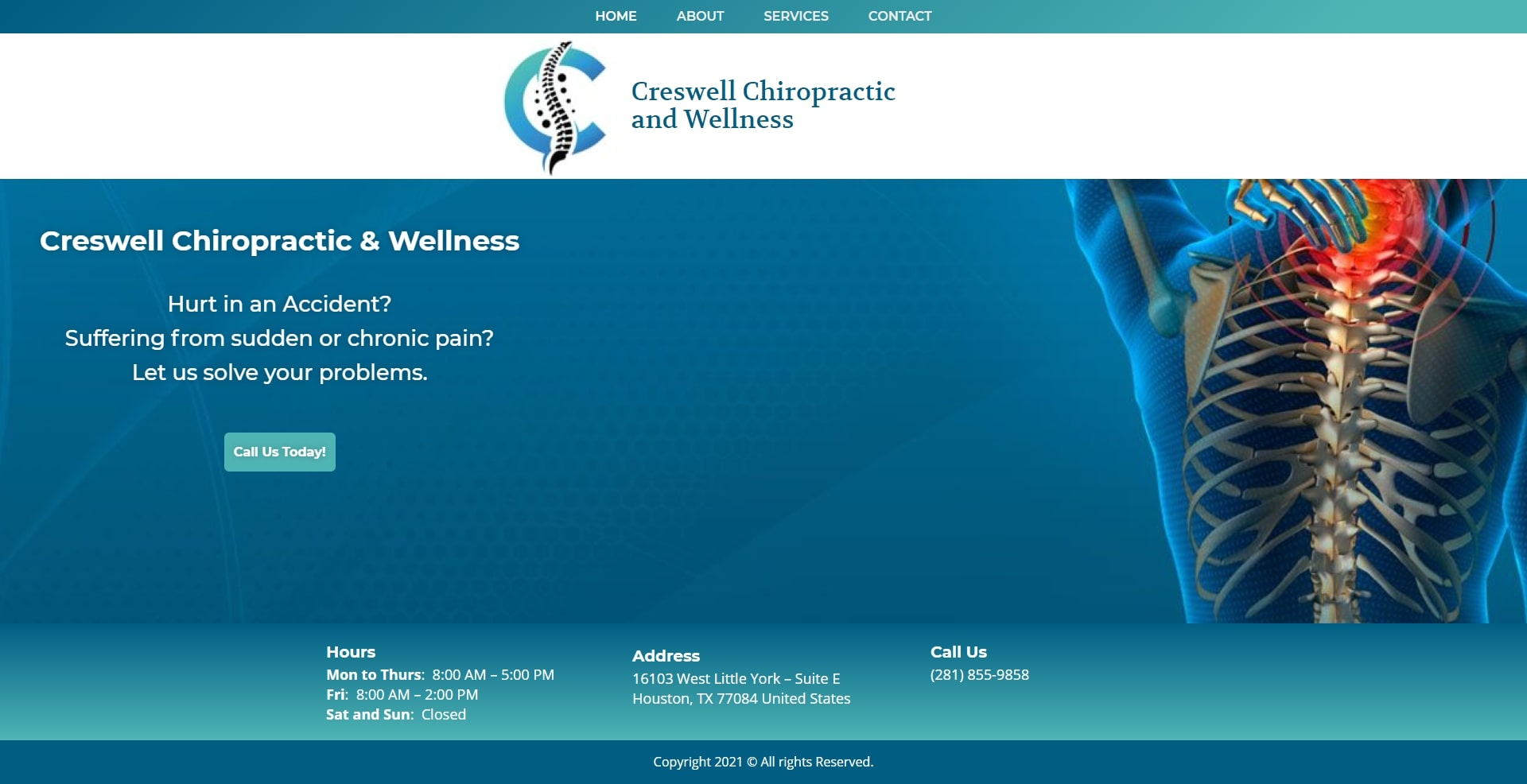 Creswell Chiropractic and Wellness